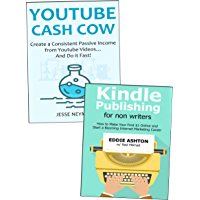 Start Making Money Working at Home: Kindle Publishing or YouTube Marketing Business Ideas (English Edition)