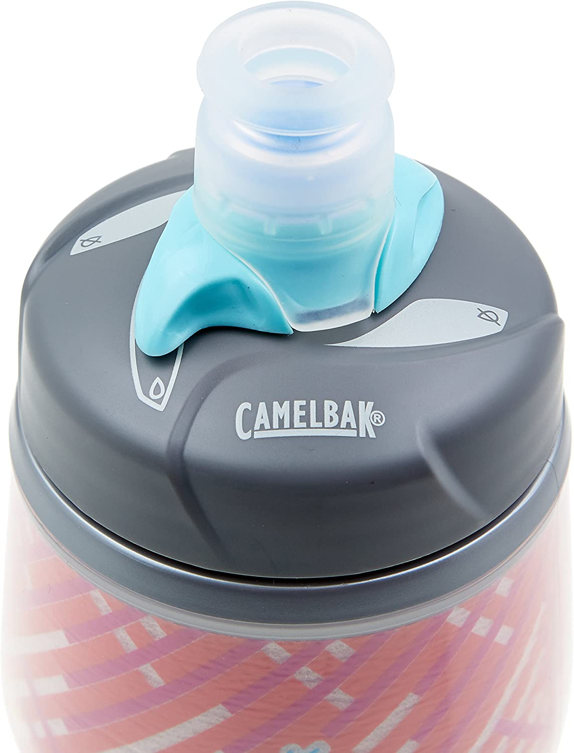 Camelbak Podium Chill 610 ml Insulated Leak Free Bouteille D/'Eau Sport Rouge Gym