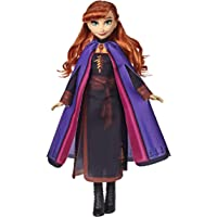 Disney Frozen 2 Anna Fashion Doll with Long Red Hair & Outfit