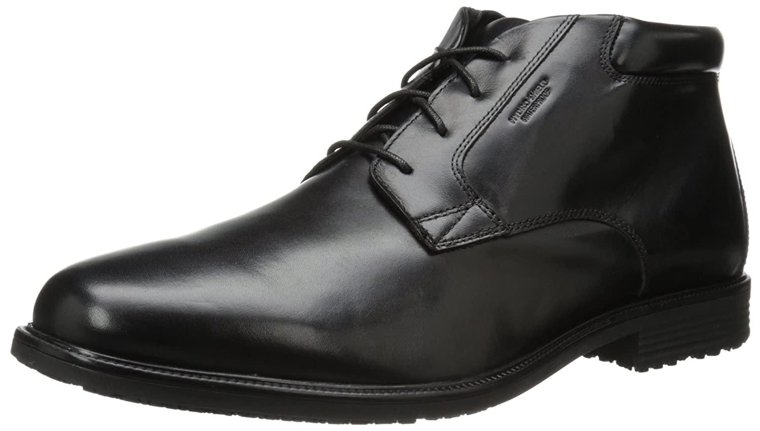 Rockport Men's Essential Details Waterproof Dress Chukka Boot Rockport Footwear Mens -