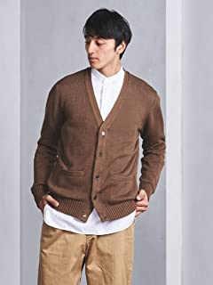 William Lockie Cotton V-neck Cardigan 1113-343-4155