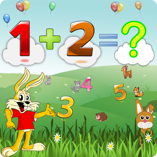 Kids Math - Math game for Kids (Teaching Addition And Subtraction To First Graders)