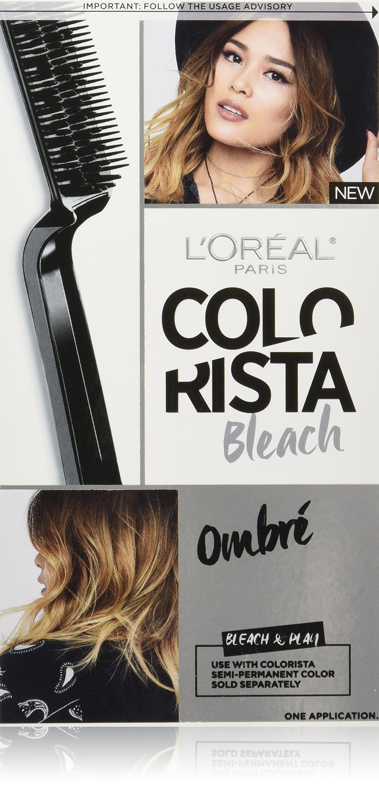 L'Oreal Paris Colorista Bleach, Ombre