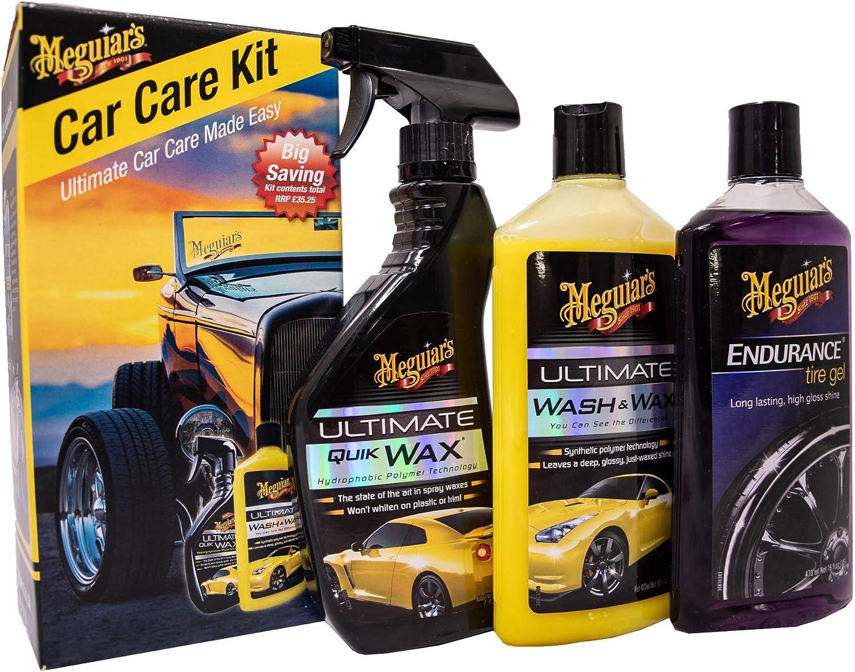 Meguiar S Car Care Kit Pflegeset Auto