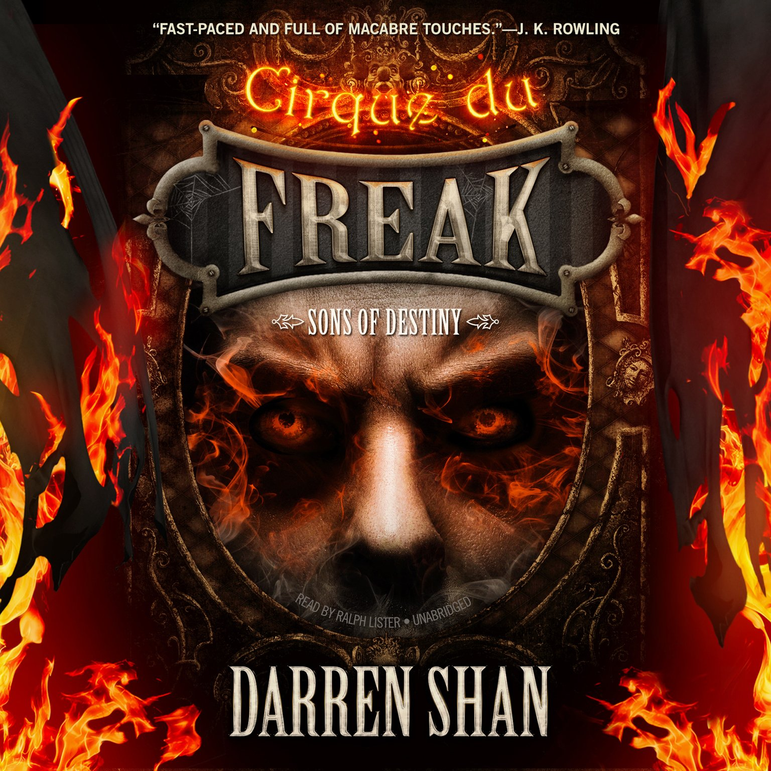 Read Online Sons of Destiny (Cirque Du Freak: Saga of Darren Shan, Book 12) (Cirque Du Freak: the Saga of Darren Shan) pdf