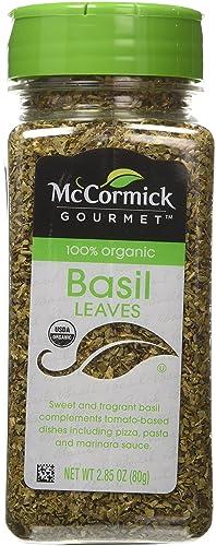 McCormick Gourmet, 100% Organic Basil
