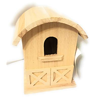 CraftKitsAndSupplies The Garden II Bird House Kit #49967: Toys & Games