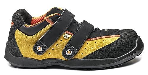 Base bo630 N Cricket S1P ESD para hombre Graba Nonslip - Zapato Velcro Seguridad: Amazon.es: Bricolaje y herramientas
