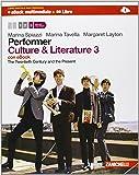 Performer. Culture and literature. Per le Scuole superiori. Con DVD-ROM. Con espansione online: 3