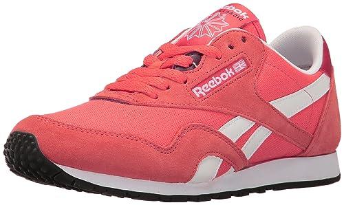 klasyczne style nowy przyjazd moda Reebok Women's Classic Nylon Slim HV Running Shoe