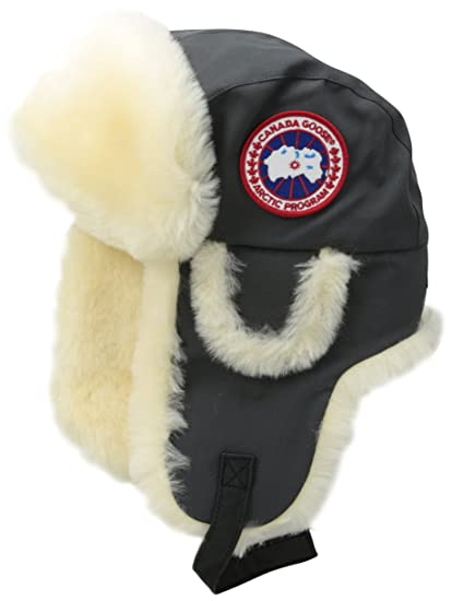 32a714266 Canada Goose Men's Shearling Pilot Hat - Arctic Tech