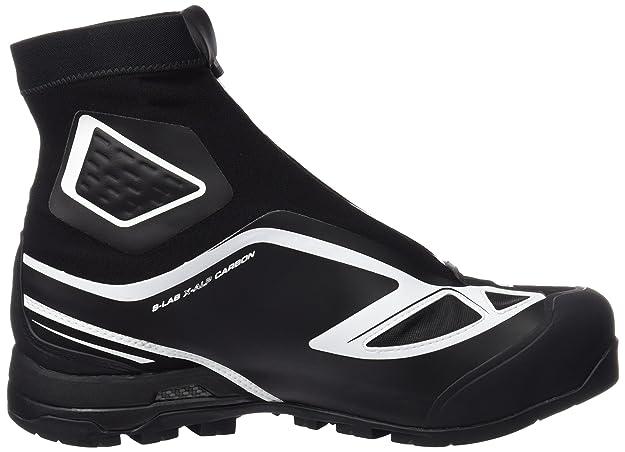 Amazon.com  Salomon S-Lab X Alp Carbon GTX Boot - Men s Boots 9  Black Black White  Sports   Outdoors 0a44692d511