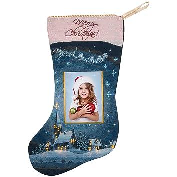 Amazoncom Neil Enterprises 18 Light Up Christmas Stocking With