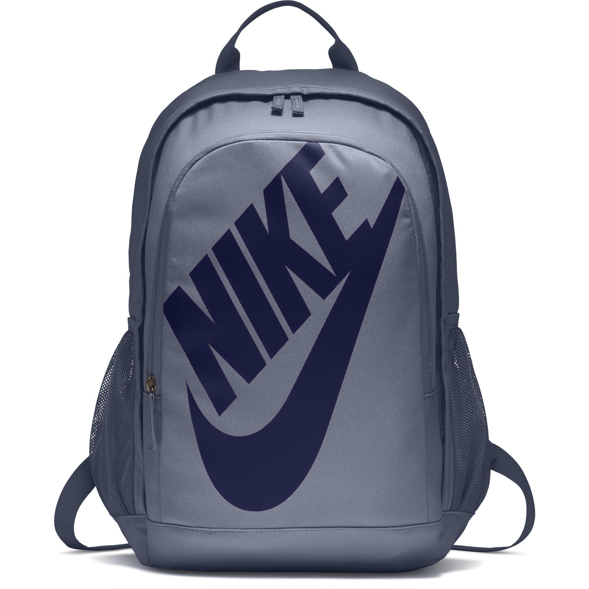Men's Nike Sportswear Hayward Futura 2.0 Backpack Ashen Slate/Black/Blue Void Size One Size by NIKE