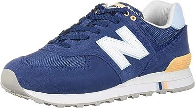 new balance wl574 donna blu