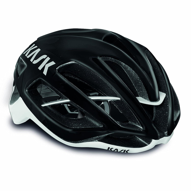 Black white Medium Kask Predone Helmet