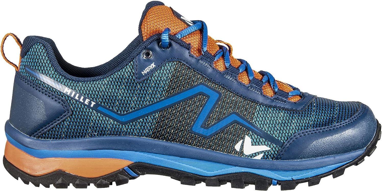 23fe0c939b3 MILLET Men's Out Rush Mountain Biking Shoes, (Electric Blue 000 ...