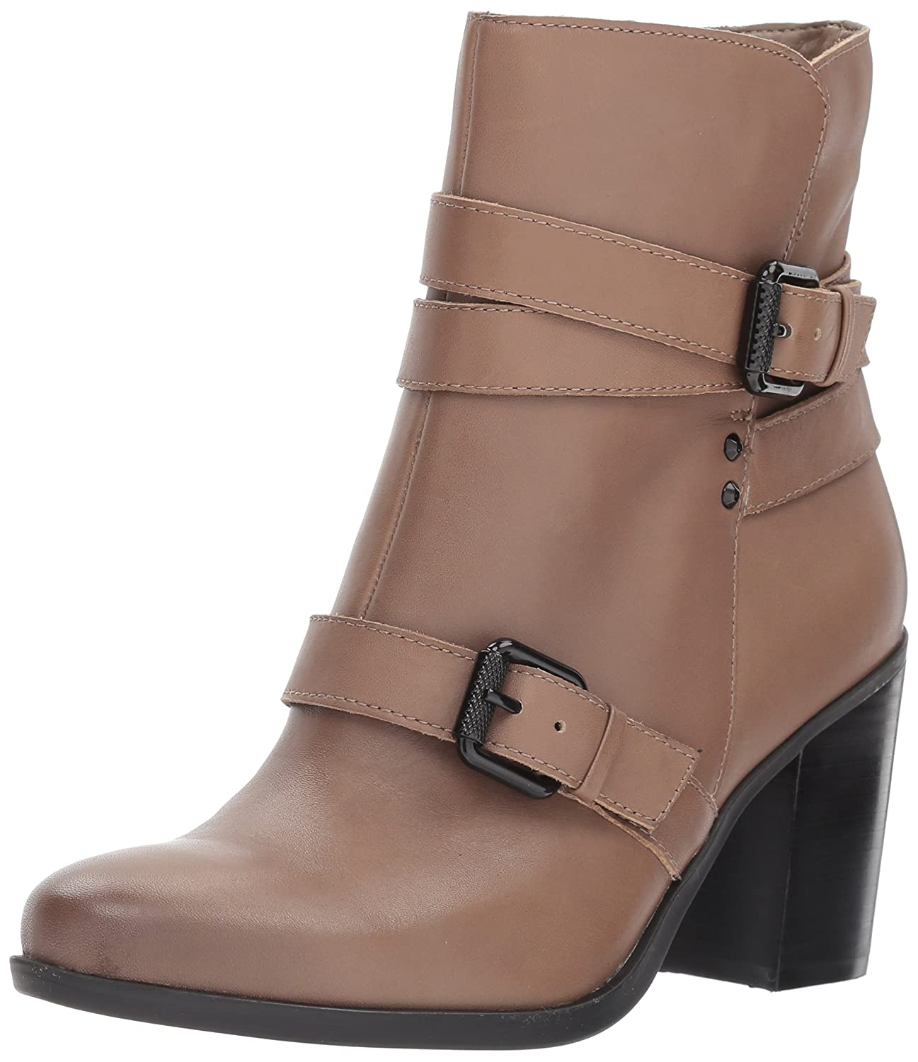 Naturalizer Women's Karlie Harness Boot B06WP6HW94 5 M US|Taupe