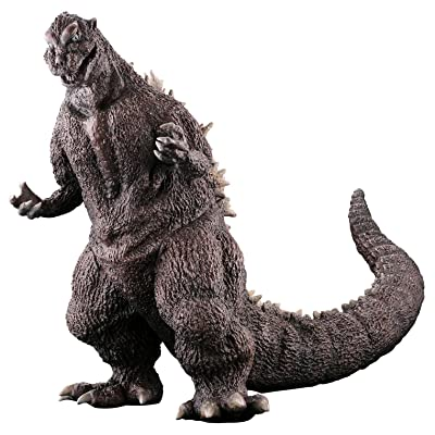 Sci-Fi MONSTER soft vinyl model kit collection Godzilla 1954 About 20 cm PVC Unpainted assembly kit: Toys & Games