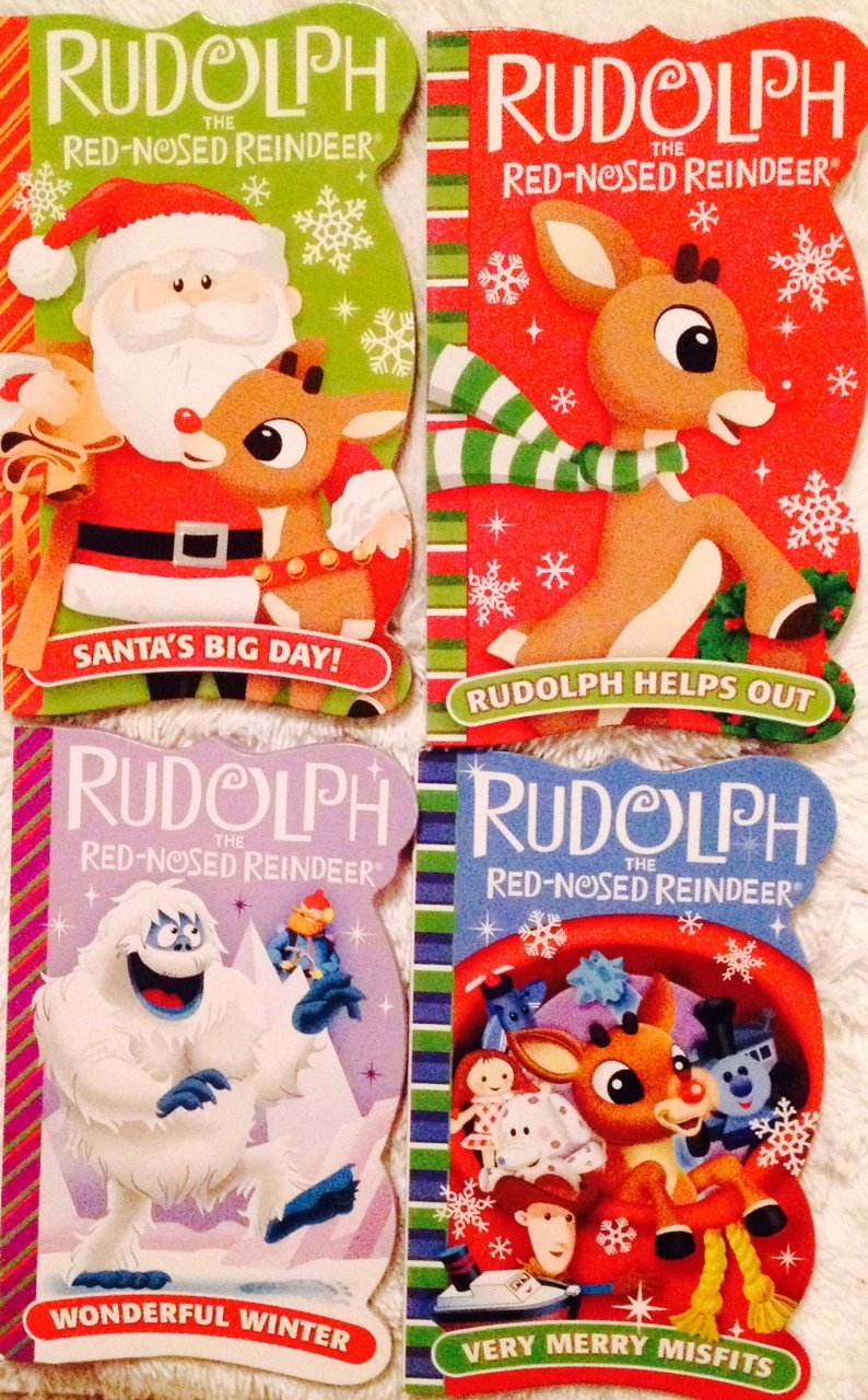 Download Rudolph the Red Nosed Reindeer Set pdf