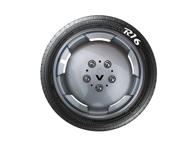 Renault Tráfico Van réplica Domed 16 pulgadas Llantas: Amazon.es: Coche y moto