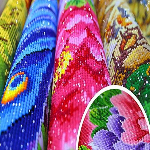 5D Full Drill Diamond Painting Art Craft Bunny Samp Embroidery Art Leisure