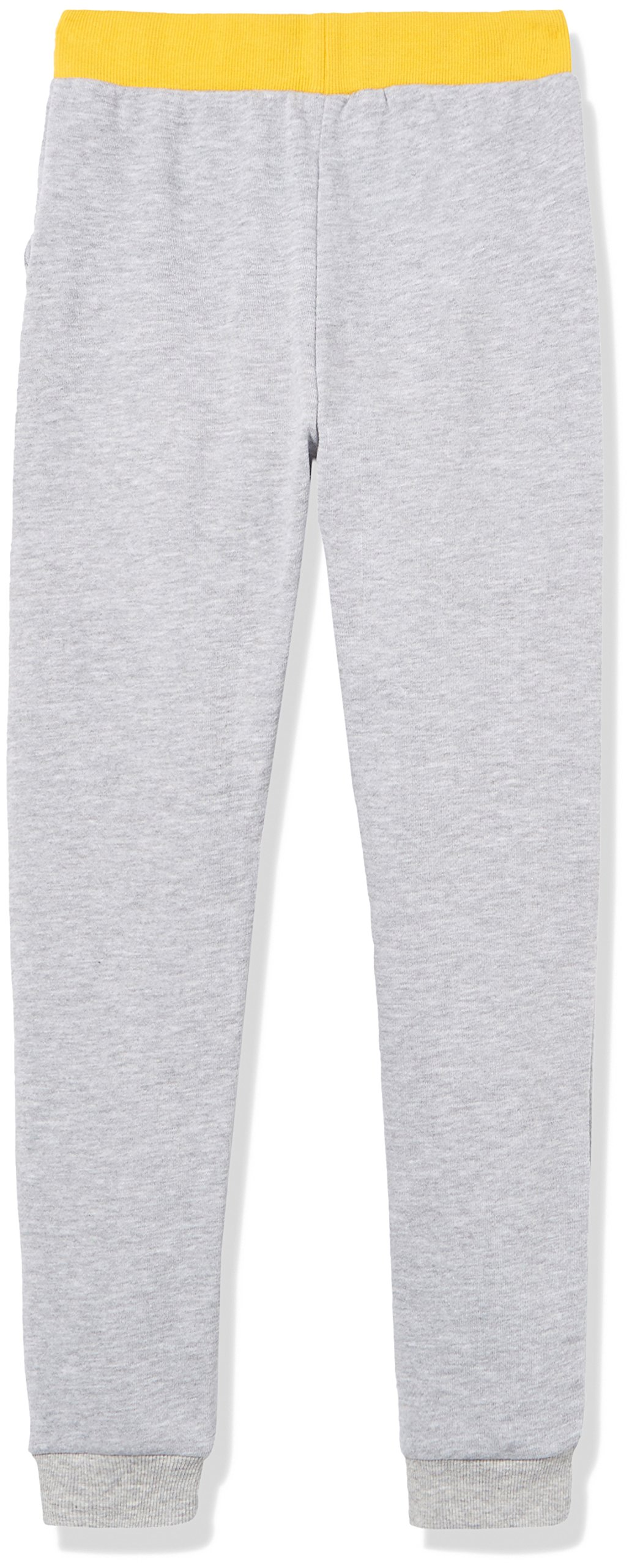 Kid Nation Kids' French Terry Jogger for Boys Or Girls XL Gray by Kid Nation (Image #2)