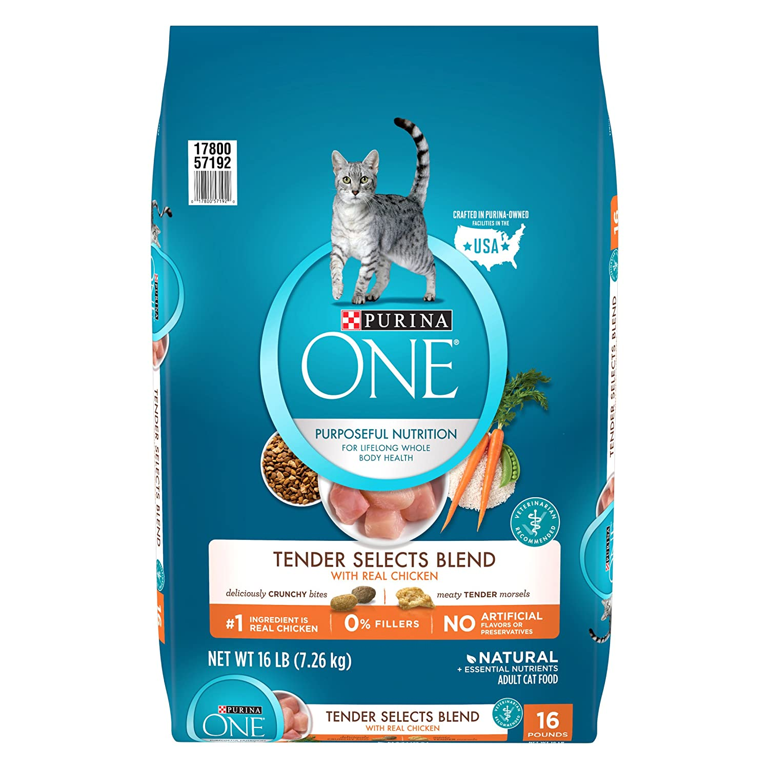 Purina ONE Tender Selects Blend