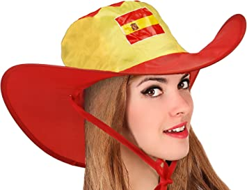 Atosa-22782 Atosa-22782-Gorro Cowboy España Plegable-Mundial De ...