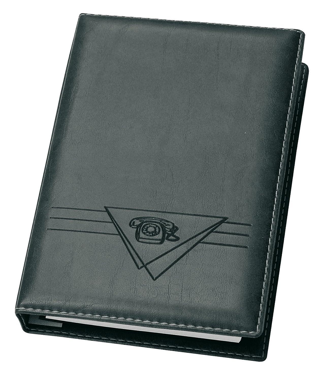 Veloflex 4150780 Telefonringbuch Exquisit 4- Rund- Ring- Mechanik, 16 mm breit
