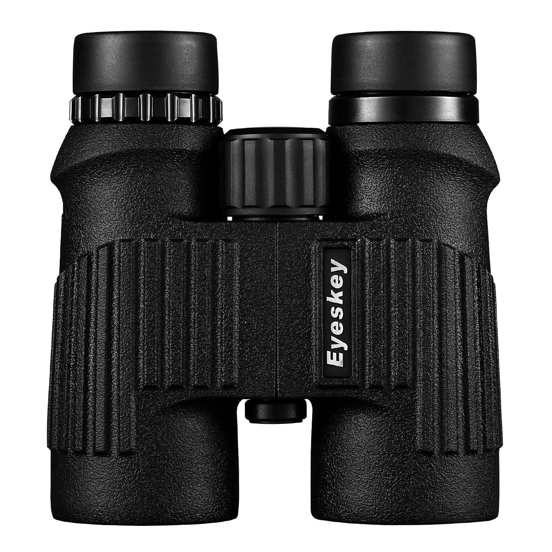 Eyeskey防水双眼鏡大人用の完璧な選択肢の表示の鳥wataching、キャンプ、ハイキング、野生生物、旅行、アウトドア最適 B00QR3YEJC *8X42-Black01 *8X42-Black01