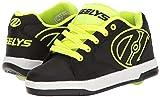 Heelys Boys' Propel 2.0 Sneaker, Black/Bright
