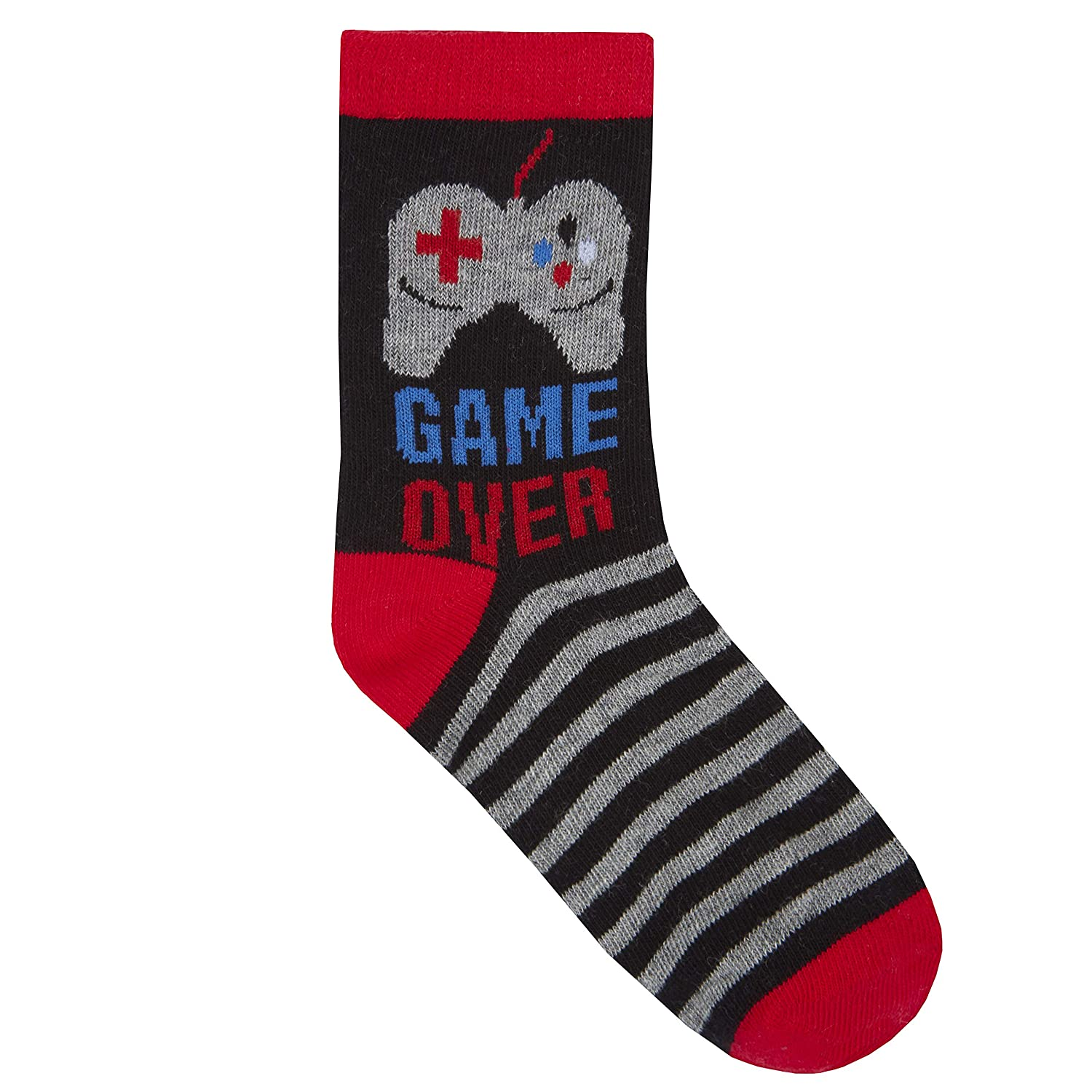 Boys Novelty Design Socks 3 pack in a great choice of designs