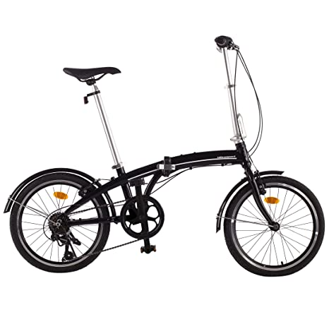 Bicicleta plegable b fold 7