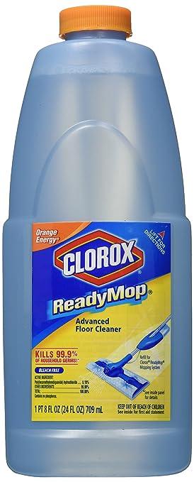 Clorox Ready Mop Floor Cleaner Floor Matttroy