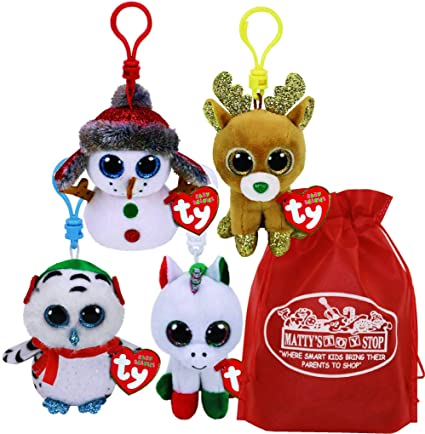 84b0f4c73f5 Image Unavailable. Image not available for. Color  Ty Beanie Boos Clips ...