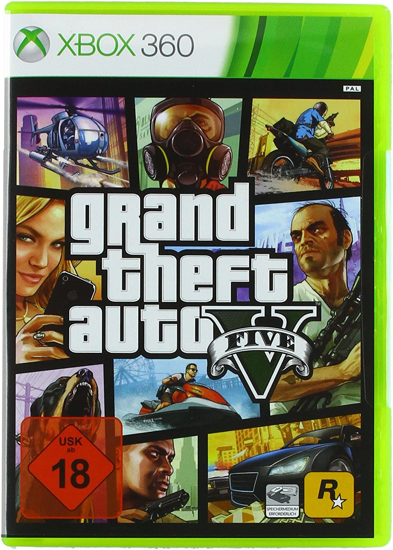 Grand Theft Auto V [Importación alemana]: Amazon.es: Videojuegos