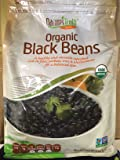 NATURE'S TRUTH ORGANIC BLACK BEANS 10 LBS BAG