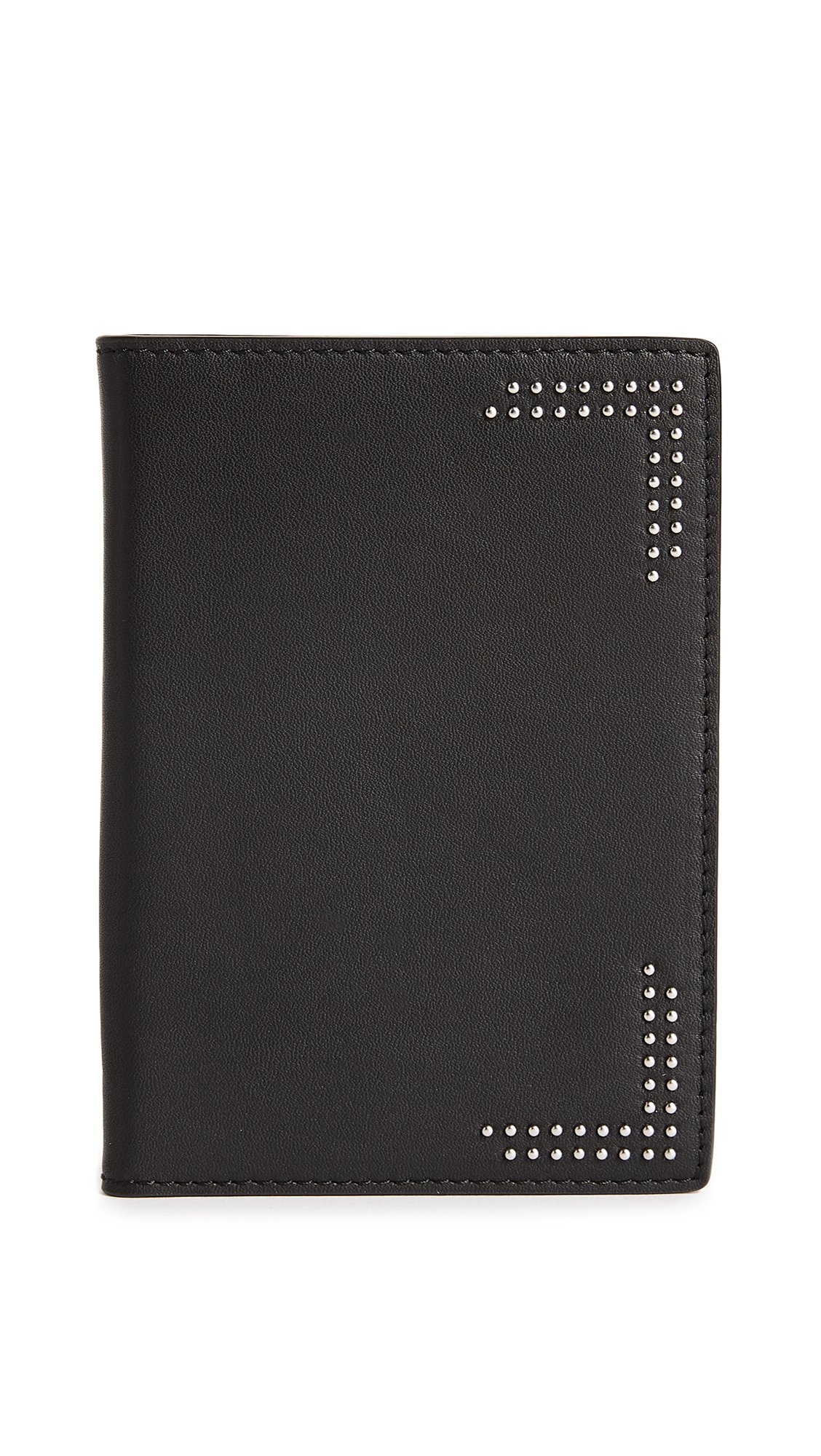 Mackage Women's Otis Passport Case, Black, One Size by Mackage