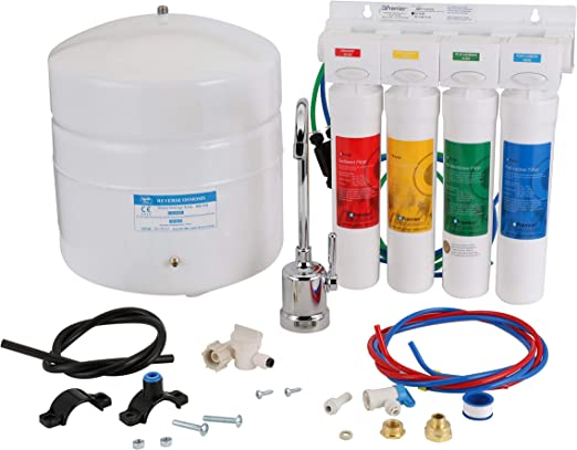 Watts Premier WP531411, RO-Pure sistema de filtración de agua de ...
