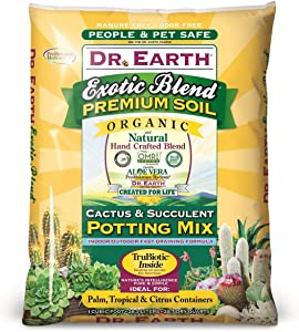 Dr. Earth 809 1CF Exotic Cactus & Succulent Soil