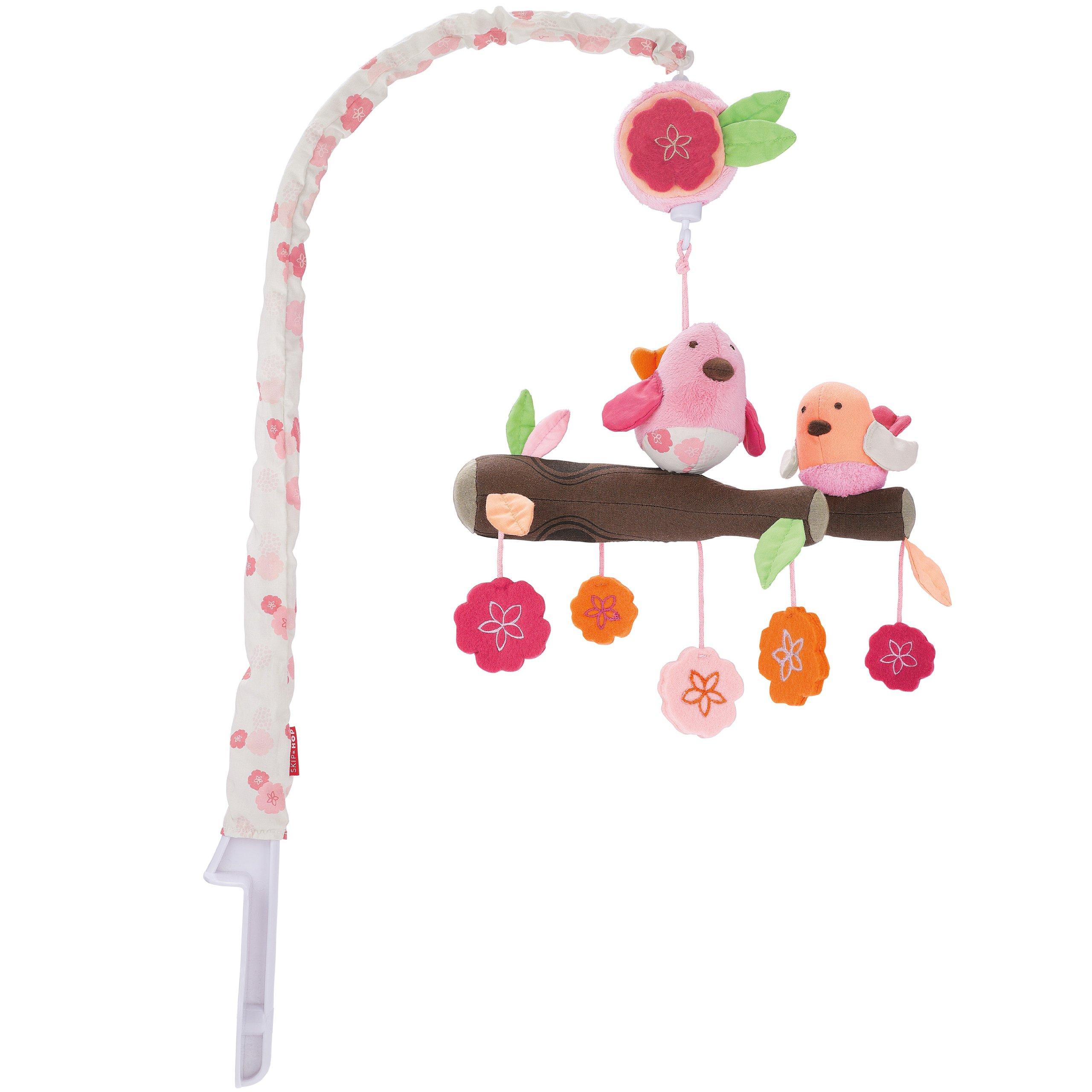 Skip Hop Crib Mobile, Springtime Birdie