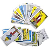 78 Tarot Cards Deck with Guidebook - The Rider Tarot Deck,Full Version Commemorative Edition