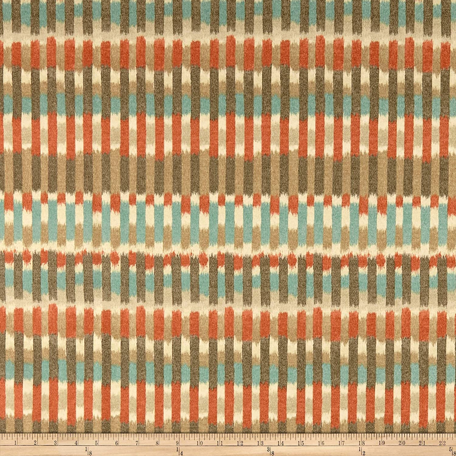 Swavelle/Mill Creek Indoor/Outdoor Wendover Fabric, Southwest, Fabric By The Yard