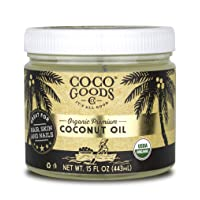 CocoGoodsCo Vietnam Single-Origin Organic Premium Coconut Oil, Centrifuge Extracted...