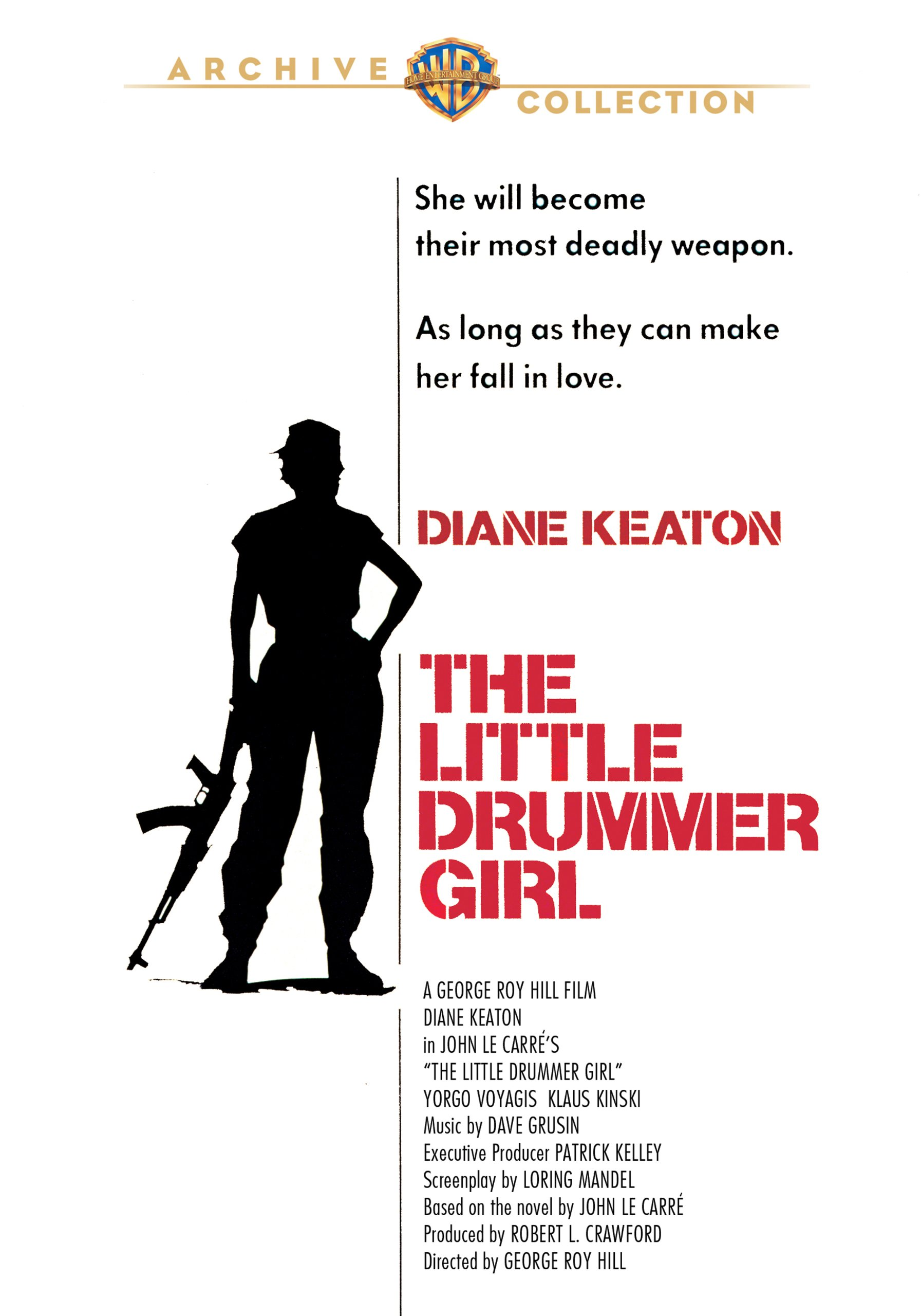 Amazon.com: The Little Drummer Girl: Diane Keaton, Yorgo Voyagis ...