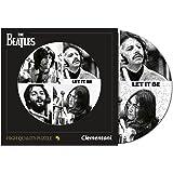 Clementoni 21402.0 - Puzzle - Beatles - Get Back - 212 Pièces - Rond