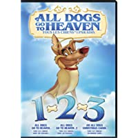 All Dogs Go To Heaven 1-3 (Bilingual)