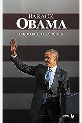 L'Audace d'espérer (French Edition) Kindle Edition