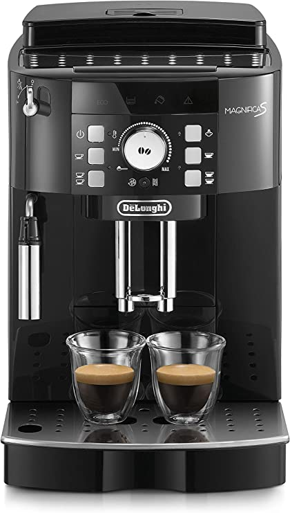 DeLonghi ECAM 21.110.B Cafetera automática, 1450 W, 1.8 litros ...